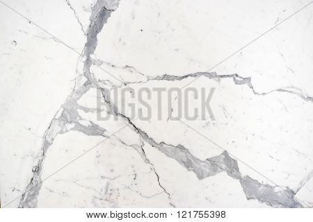 White and gray marble texture background