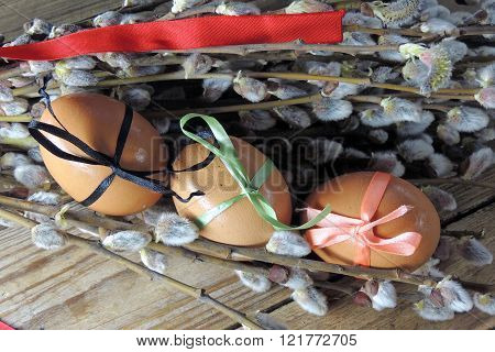 Chicken Eggs And Willow