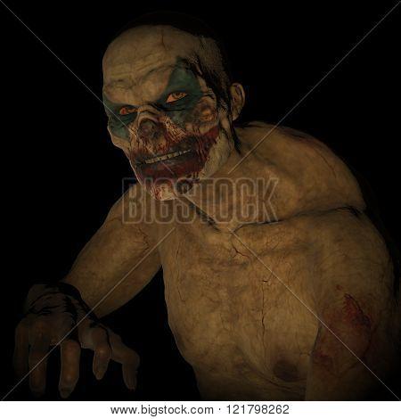 Undead Clown