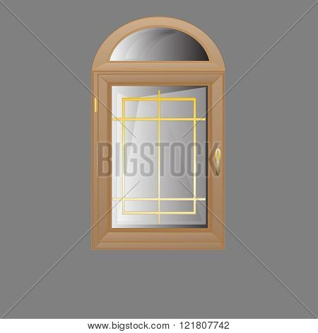 vector windows plastic