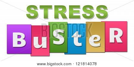 Stress Buster Professional Colorful