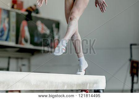 girl gymnast athlete