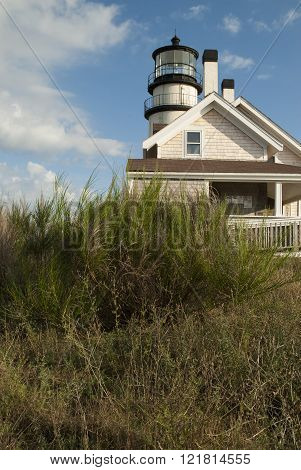 Highland Lighthouse Favorite Tourist Attraction