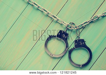 Justice And Security Concept