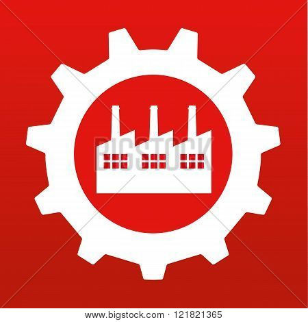 Factory and Gear Wheel
