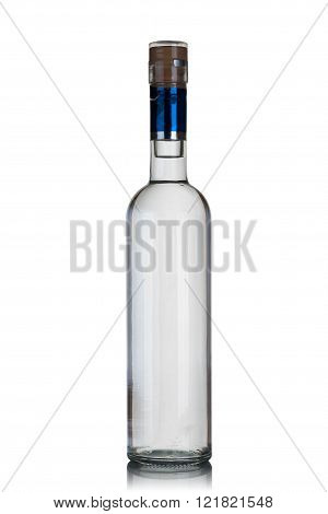 Full Bottle Of Vodka