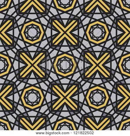 Vector Geometric Pattern