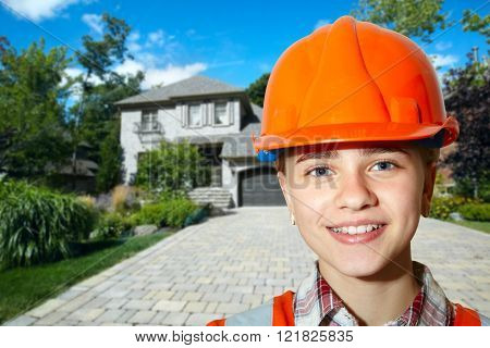 Young Contractor Nd Cottage