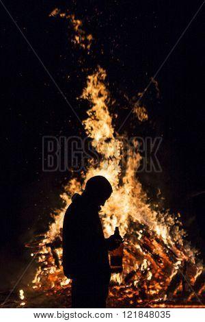 Sirni Zagovezni Fire