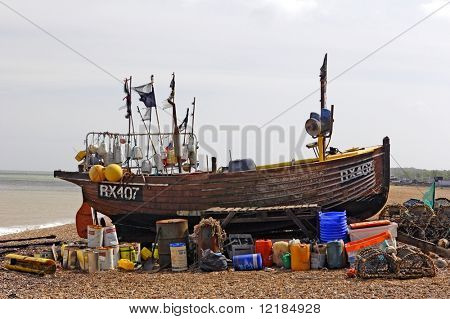 UK-Fischerboot