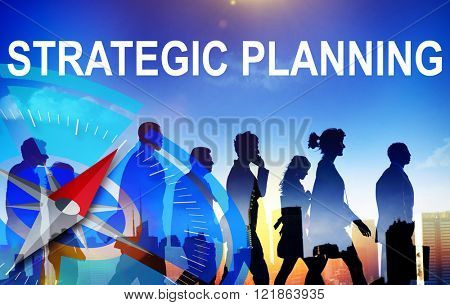Strategic Planning Management Objective Solution Concept
