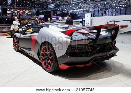 Nimrod AventiRosso Lamborghini Aventador