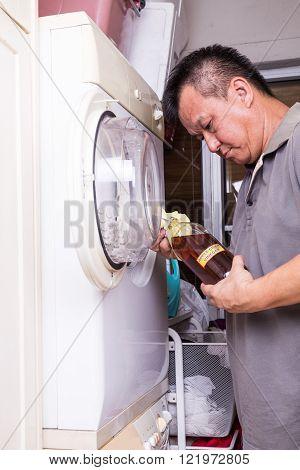 Apple Cider Vinegar To Remove Odour From Washing Machine Dryer