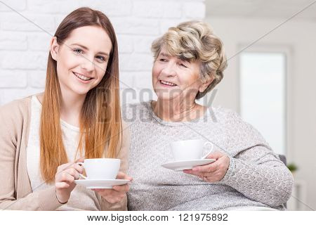 My Grandma Is Also My Best Friend