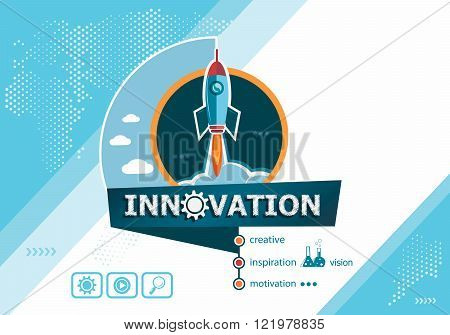 Innovation Design Concepts For Business Analysis, Planning, Consulting, Team Work