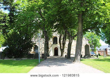 Church In Arboga