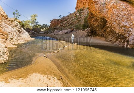 The Walpa Gorge