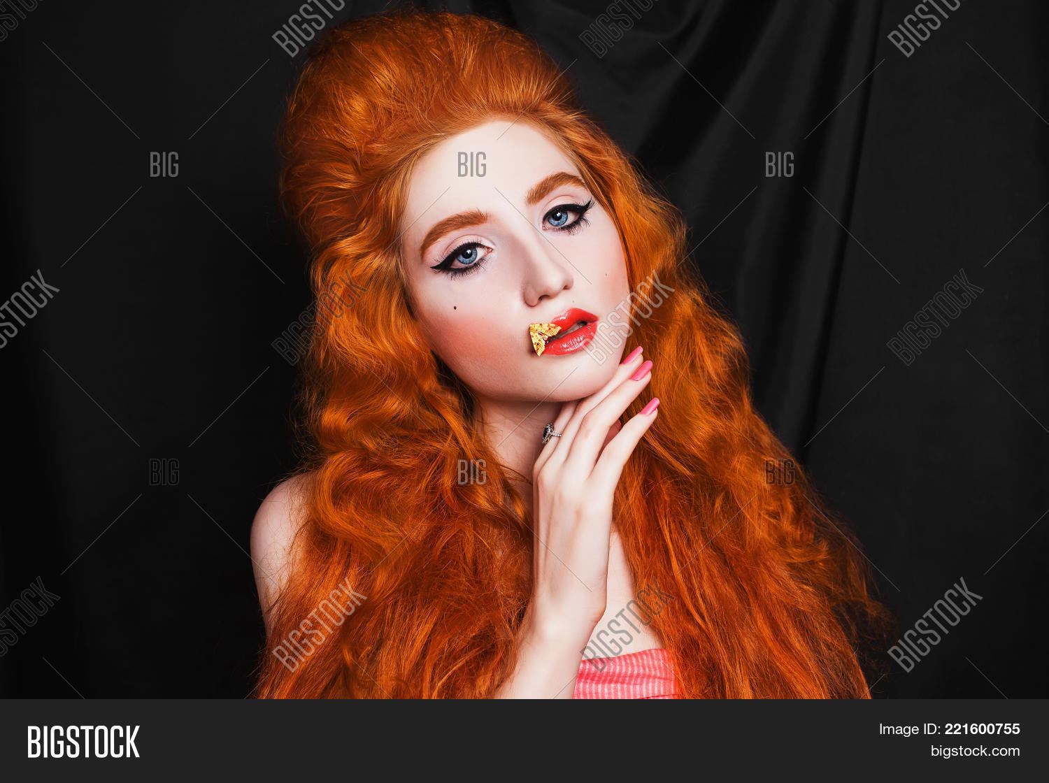 Know, redhead pale skin pink