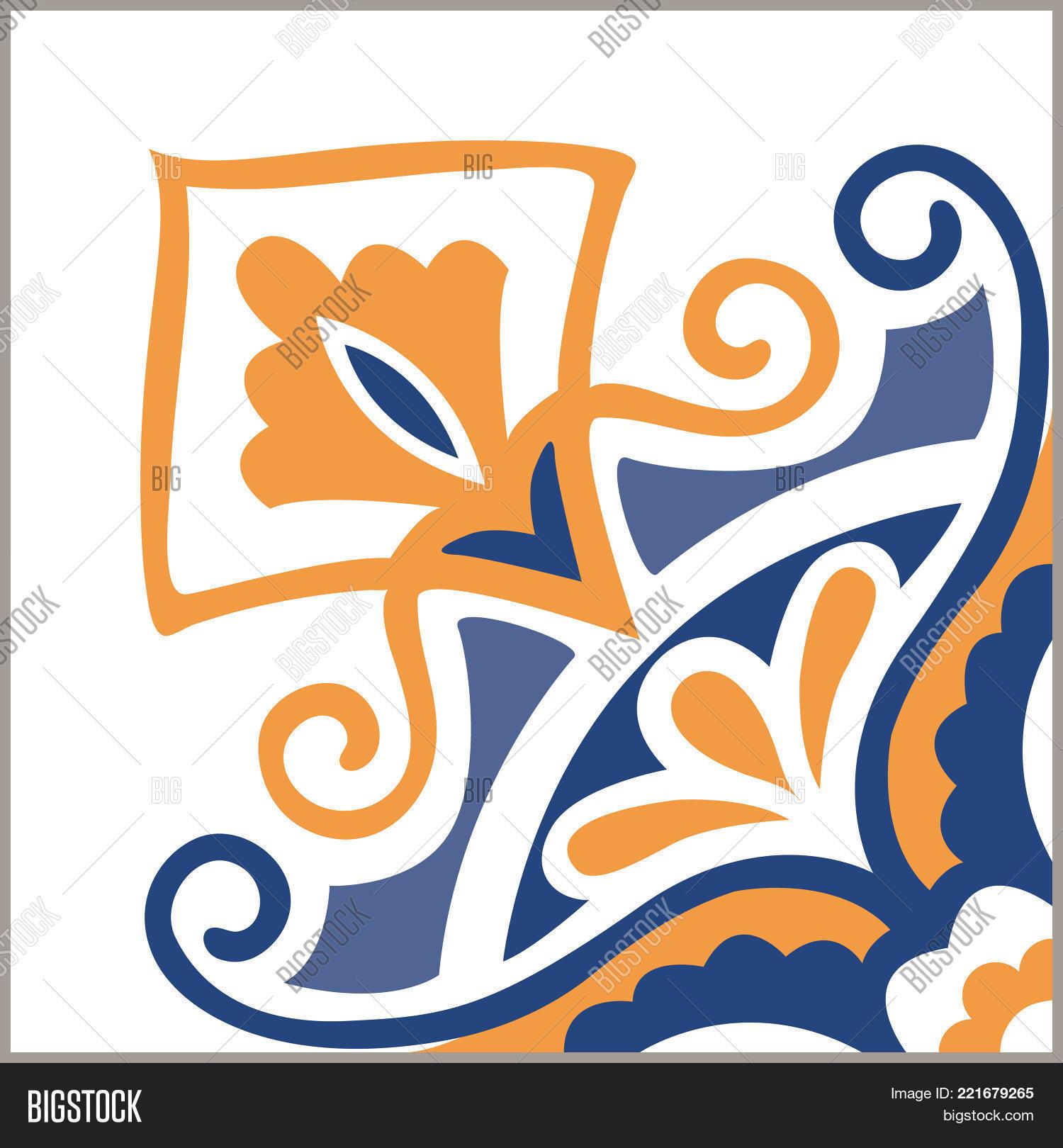 Portuguese Tiles Image & Photo (Free Trial) | Bigstock