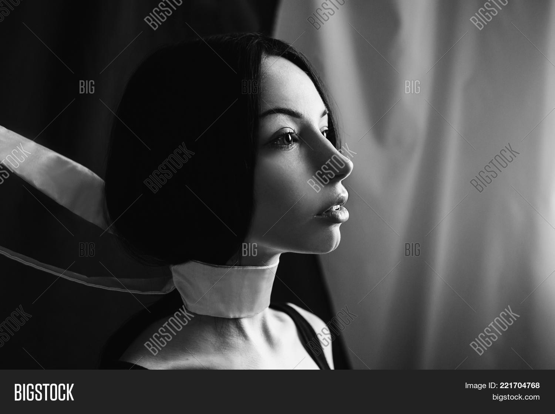 Emotional portrait image photo free trial bigstock