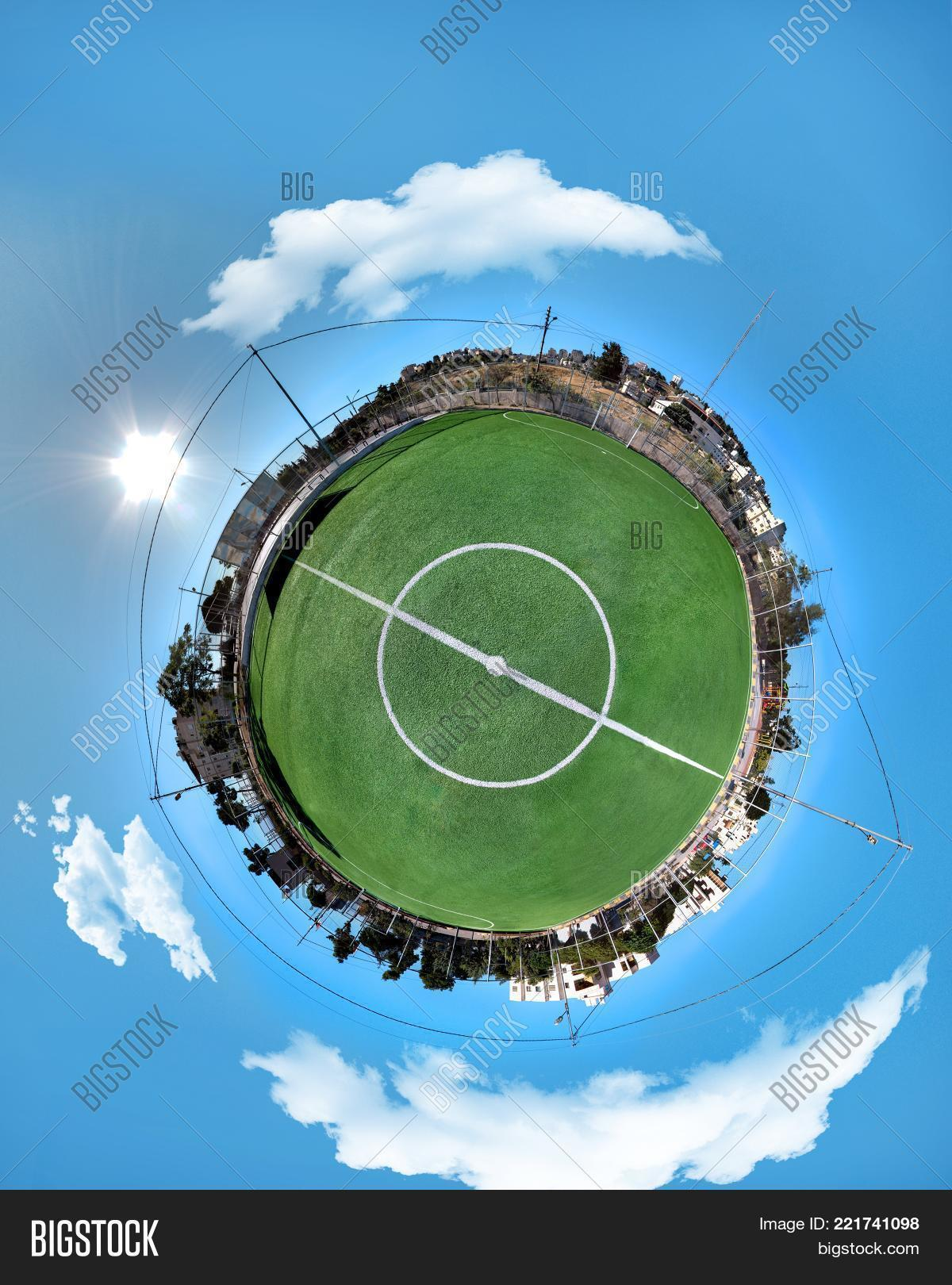 Football Soccer Fields Image & Photo (Free Trial) | Bigstock