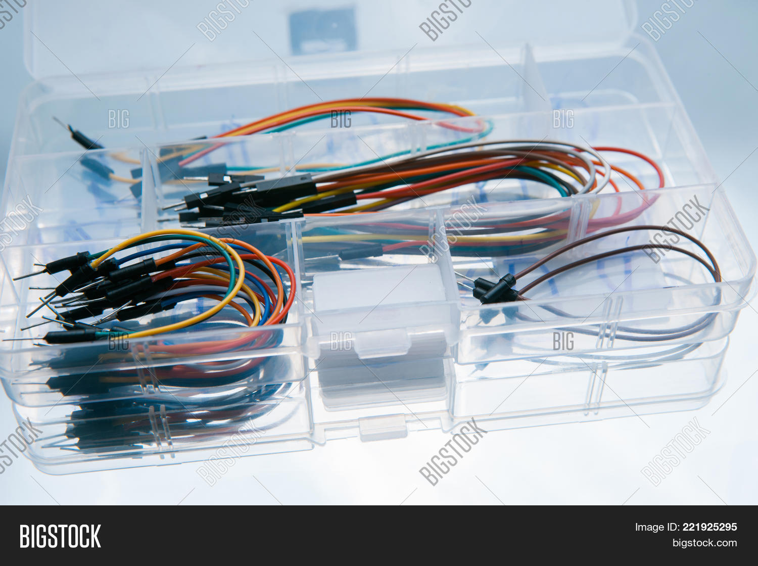 Box Jump Wires Cables Image & Photo (Free Trial) | Bigstock