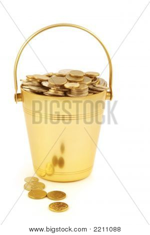Bucket Of Money