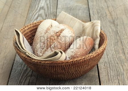 Roll Of Bread