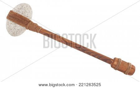 Tomahawk stone axe old weapon