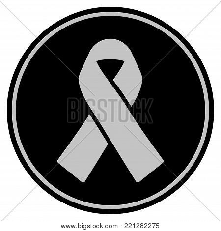 Mourning Ribbon Black Vector Photo Free Trial Bigstock