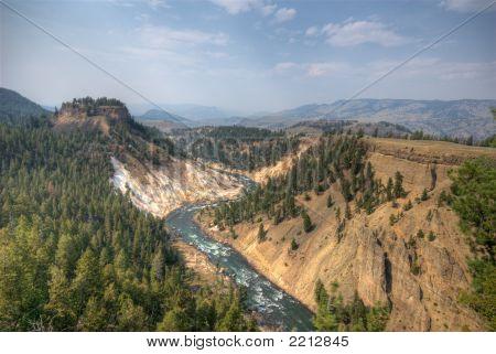 Grand Canyon Of Yellowstone.