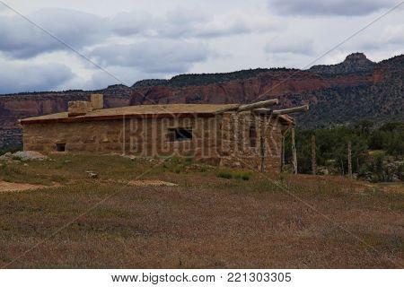 Colorado National Monument landscape near Grand Junction