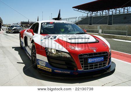 Campeonato de Europa de GT3.