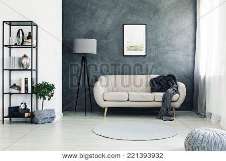 Paintings In Grey Bedroom