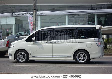 Private Honda Van, Honda Stepwgn Spada