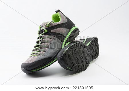 Outdoors Shoes For Man For Different Activities, Trail Running, Fast Climbing, Hiking