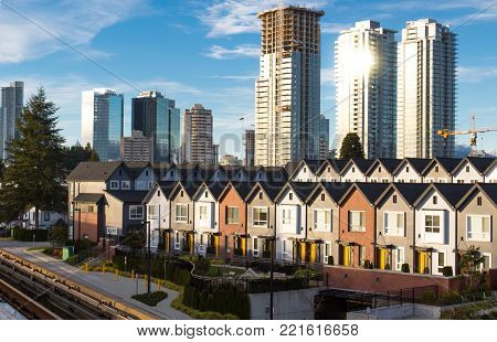 New Townhomes And Highrise Development. Is The Solution For Housing Crisis