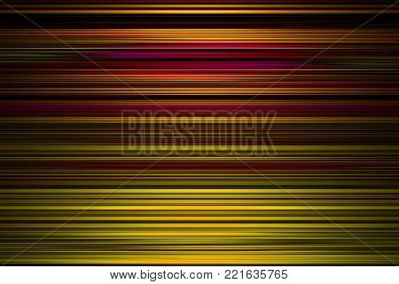 Orange and yellow stripes background with centre highlight