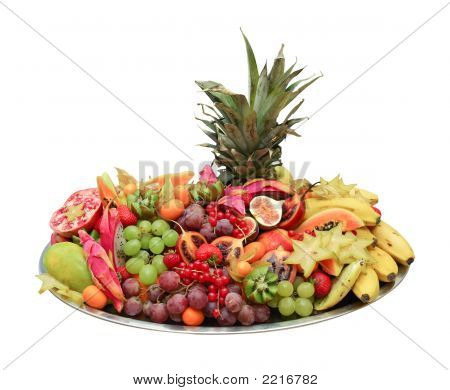 Buffet Of Fruits