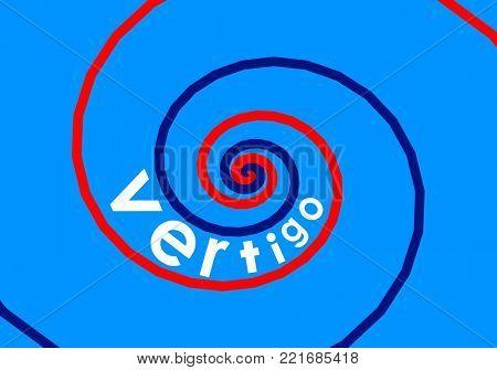 Vertigo spiral concept