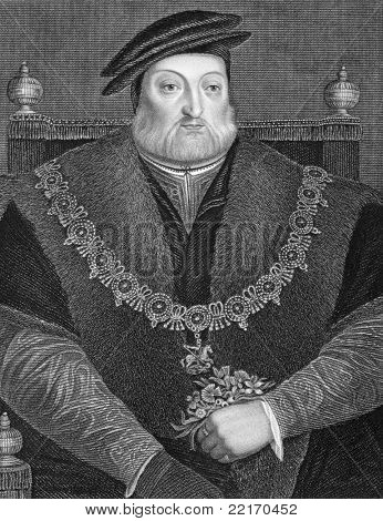 Charles Brandon (1484-1545). Engraved by W.H.Mote and published in portraits and memoirs of the most illustrious personages of British history encyclopedia, United Kingdom, 1836.