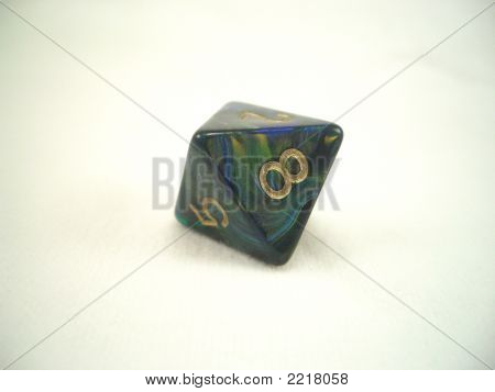 Eight Sided Die