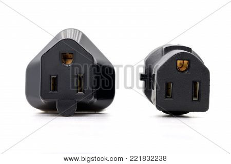 Adapter Socket  Electrical Plug.