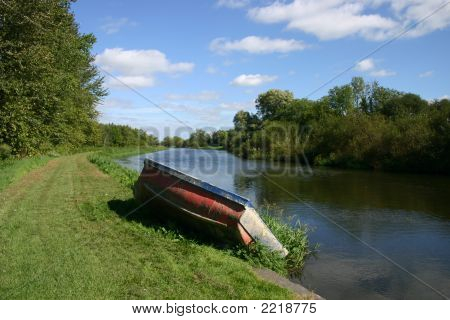 Boat At River