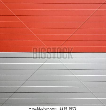 Painted galvanized steel metal texture. Painted galvanized iron plate