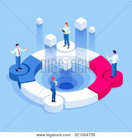 Isometric Referral Marketing, Network Marketing, Referral Program Strategy, Referring Friends, Busin