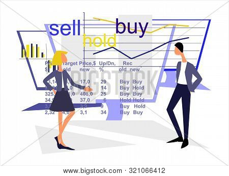 Equity Research Vector & Photo (Free Trial) | Bigstock