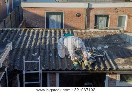 Professional Asbestos Removal.