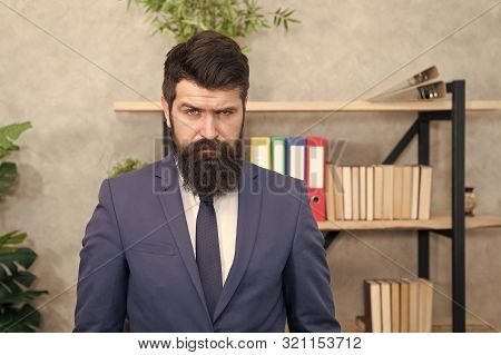 Mental Process Of Choosing From Set Of Alternatives. Hard Decision. Business Decision. Man Bearded B