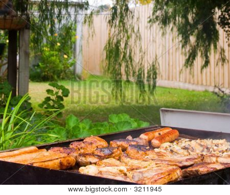 Backyard Barbeque